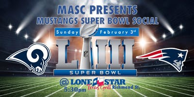 Super Bowl Social: Presented by MASC