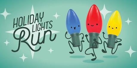 Holiday Lights Run 2019 tickets