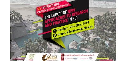 Congreso Internacional para Profesores de Inglés COPEI-ANUPI 2019