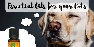 Using Essential Oils on your Pets