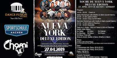 Noche de Nueva York Deluxe Edition