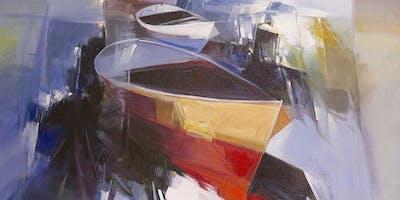 On the Horizon: Paintings by Pietro Piccoli