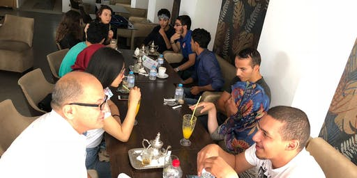 Expats - Moroccans Practice English ⇔ French