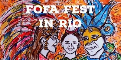 Feijoada carnavalesca FOFA FEST IN RIO 2019
