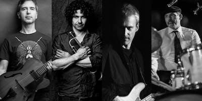 Hugo Fernandez Quartet New Grounds