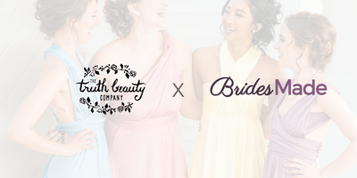 BridesMade & Truth Beauty Pop-Up Dress Fitting Event - February 9, 2019
