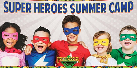 Super Heroes Summer Camp tickets