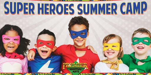 Super Heroes Summer Camp / XMA Camp