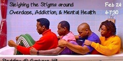 Sleighing the Stigma around Addiction, Overdose, & Mental Health