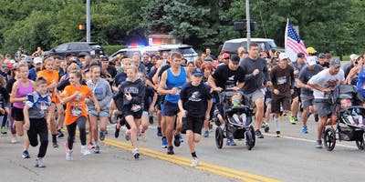 2019 Tunnel to Towers 5K Run & Walk - Twin Cities - Apple Valley, MN