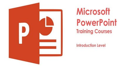 PowerPoint Introduction Training Course | Classroom Toronto tickets