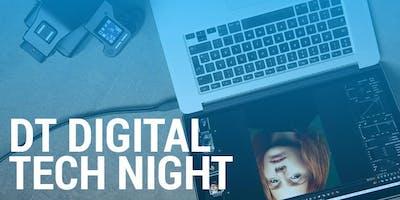 DT Digital Tech Night NY – March 28