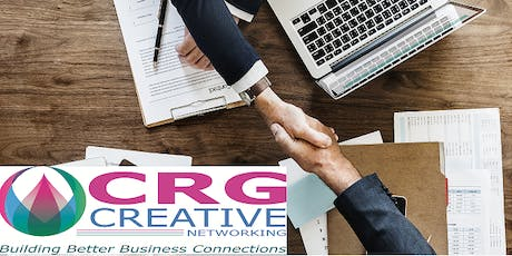 CRG Creative Networking Weekly Meeting tickets