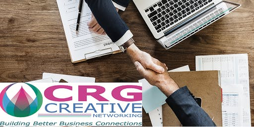 CRG Creative Networking Weekly Meeting