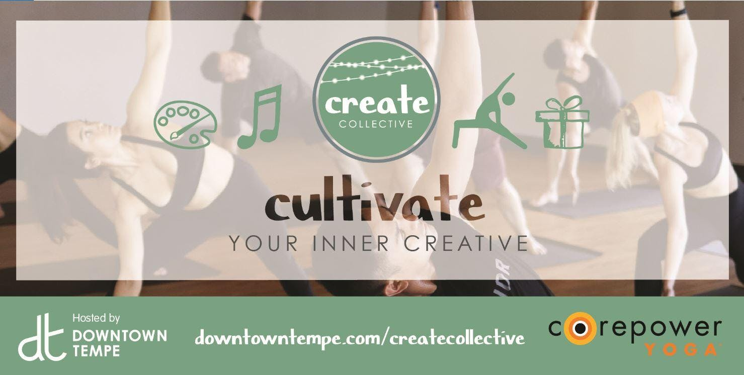 Yoga Flow at Create Collective