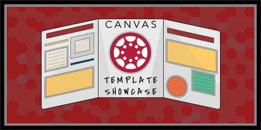 Canvas Template Showcase