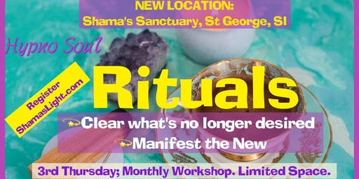 Rituals Workshop + Experience