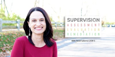 Supervision: Assessment, Evaluation, and Remediation - September Mental Health CEU