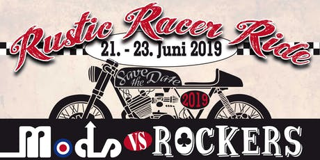RUSTIC RACER RIDE - 3. CafeRacer-Days Allgäu Tickets