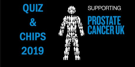 Quiz & Chips for Prostate Cancer UK 2019 tickets