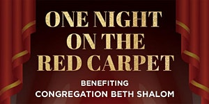 """""""One Night on the Red Carpet"""" - Benefiting..."""