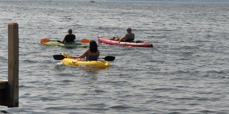 Muskegon AREA Community Paddle-Mona Lake Edition tickets