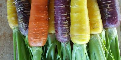 ORGANIC GARDENING -- EAT FROM YOUR GARDEN YEAR ROUND