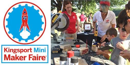 Kingsport Mini Maker Faire 2019