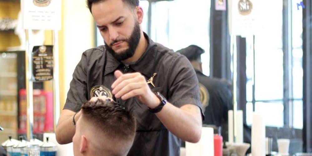Barber Training - Model | Johnny B