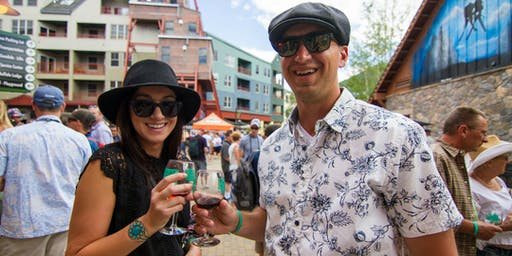 Keystone's Wine and Jazz Festival - July 13 & 14, 2019: 1PM-5PM Daily