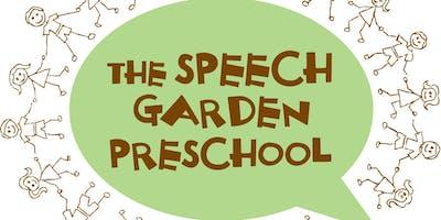 2019-2020 TSGI Sensory & Communication Preschool Application for Admission