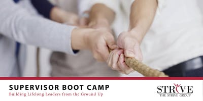 Supervisor Boot Camp 12 Class Package