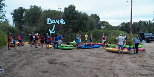 Muskegon Area Community Paddle-River Edition