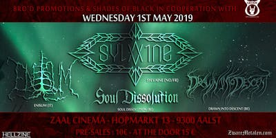 No Labour Day / Sylvaine - Enisum - Drawn into Descent - Soul Dissolution