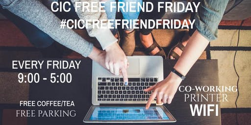 FREE Friend Friday Series