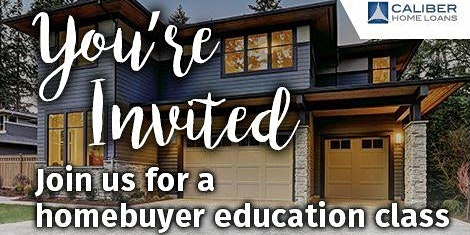 HOMEBUYER EDUCATION AND DOWN PAYMENT ASSISTANCE CLASS