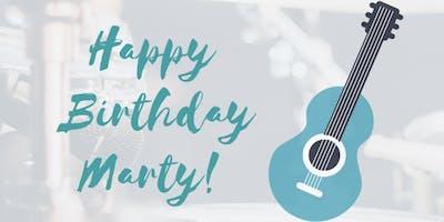 Happy Birthday Marty!
