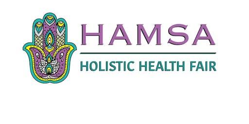 HAMSA Holistic Health Fair