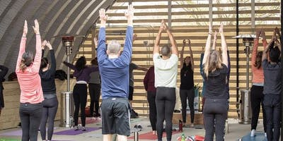 Community Yoga Series at The Carpenter Hotel