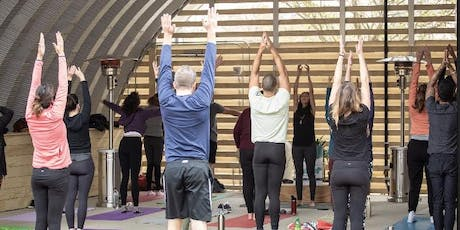 Community Yoga Series at The Carpenter Hotel tickets