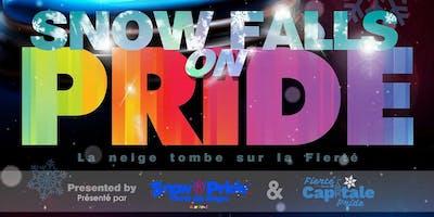 Snow Falls on Pride: Presented by Snow Pride & Ottawa Capital Pride