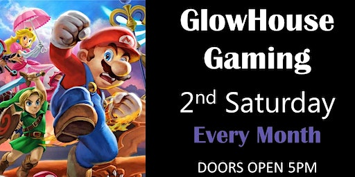 Monthly Super Smash Ultimate @ GlowHouse Gaming