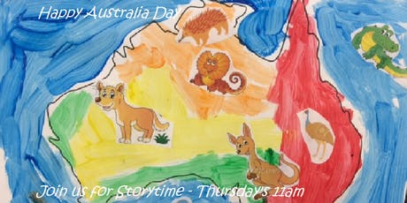 Story Time at Warrnambool Library - Thursdays 11am tickets