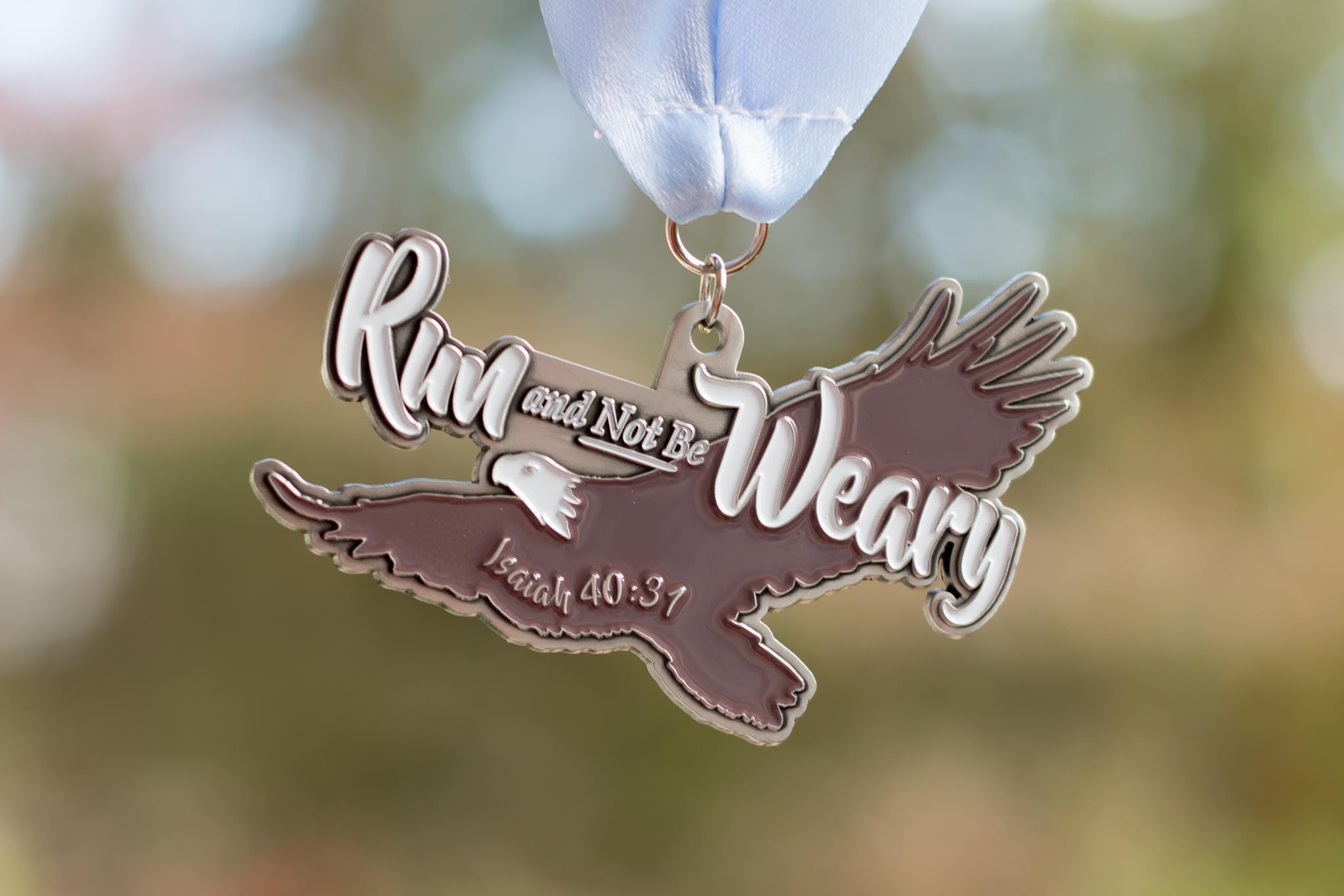 2019 The Run and Not Be Weary 1 Mile, 5K, 10K, 13.1, 26.2 - Rochester