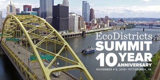 EcoDistricts Summit 2019