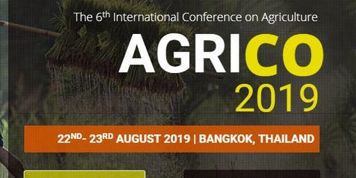 The 6th International conference on Agriculture