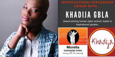 Intercultural Discussion Group with Khadija Gbla