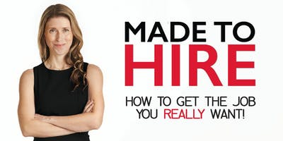 Made To Hire: How To Get The Job You Really Want - Book Launch