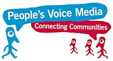 People's Voice Media  logo
