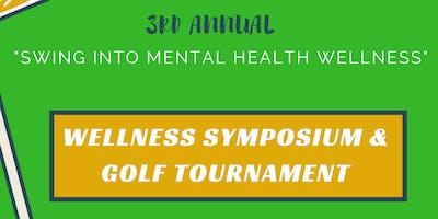 Swing Into Mental Health Wellness: Breakfast & Golf Tournament